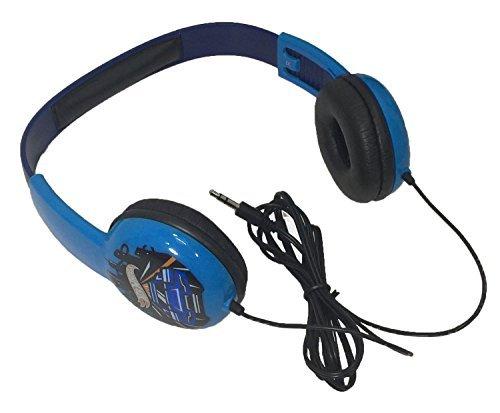 Hot Wheels Kid Safe Headphones