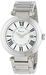 Freelook Women's HA1234M-4 Cortina Roman Numeral Stainless Steel Watch