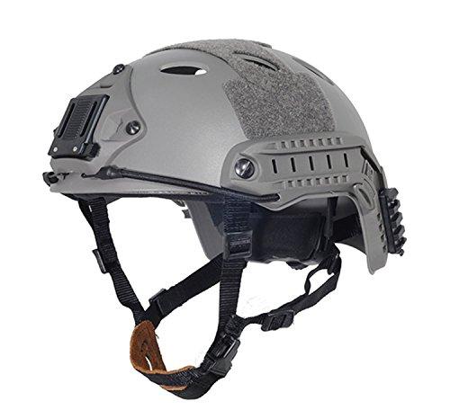 DLP Tactical ImpaX Extreme FAST Bump Helmet with bonus Accessory Mounts (Foliage Green)