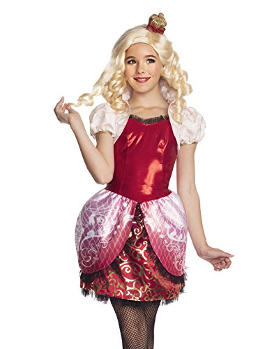 Rubies Ever After High Child Apple White Costume, Child Medium Multicolor -