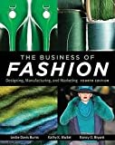 img - for The Business of Fashion 1st (first) edition book / textbook / text book