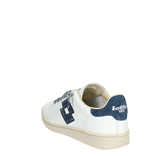LOTTO Legenda T4554 Sneakers Homme Wht/Blu AST 41