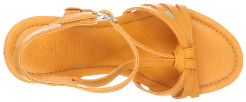orange D10480 Marisa juice Fashion Sandalen Sandalen ESPRIT Damen Orange 813 HSwqg57W