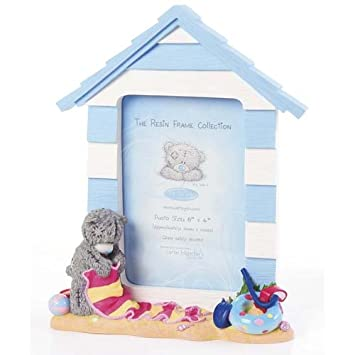 Seaside Beach Hut Me to You Bear Frame: Amazon.co.uk: Toys & Games