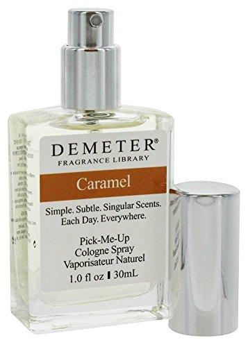 Demeter Cologne Spray, Caramel, 1 oz.