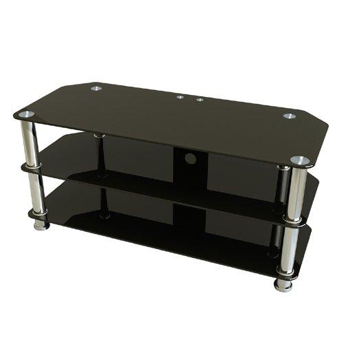 Premier Av Hf0050 Plasma And Lcd Tv Silver Leg Stand Upto 50 Inch Or
