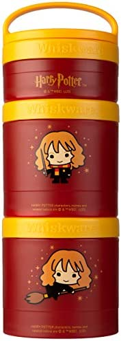 Whiskware Harry Potter Stackable Snack Pack, Hermione