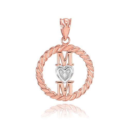 Diamond Accent Circle Bracelet - 8