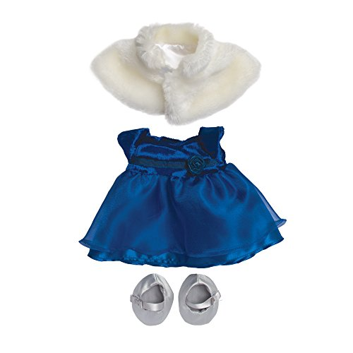 Manhattan Toy Baby Stella Party Dress Baby Doll Clothes for 15 Dolls