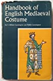 img - for Handbook of English Mediaeval Costume book / textbook / text book