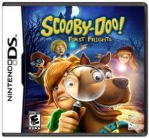 Warner Brothers SCOOBY-DOO FIRST FRIGHTS (NINTENDO DS)