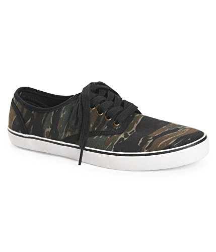 Aeropostale Mens Camo Skate Sneakers 378 9