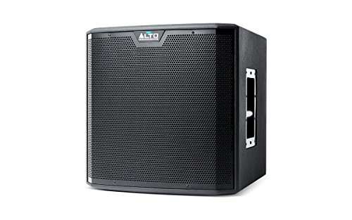 Alto Professional TS212S | 12'' Powered Truesonic Subwoofer with Quiet, Fanless Cooling (1250W Peak Class D Power / 42-100Hz) by Alto Professional