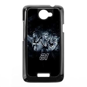 HTC One X Cell Phone Case Black Tim Duncan SLI_550929