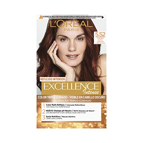 🥇 L'Oréal Paris Excellence Intense Coloración