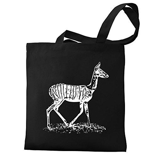 Eddany Lesser Kudu sketch Bereich für Taschen