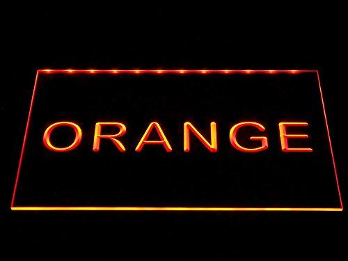 ADVPRO Nachos Mexican Food Open Bar Pub LED Neon Sign Orange 24 x 16 Inches st4s64-i314-o