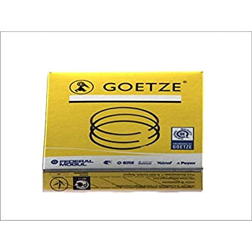 Goetze Engine 08 - 107600 - 00 Set of piston rings  Amazon.co.uk ... 7d180793015