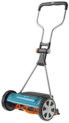Gardena 4022 Silent Non Contact Cylinder Lawn Mower