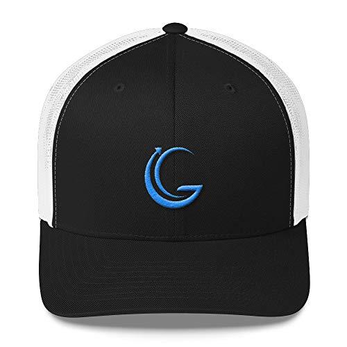 Trader Genius, Trucker Hat Black/White