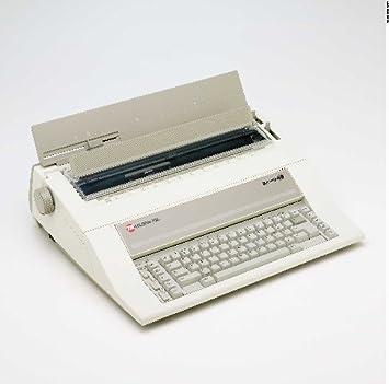 Royal satélite 40 electrónico máquina de escribir: Amazon.es: Oficina y papelería