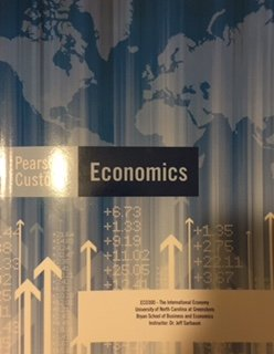The International Economy Eco-300