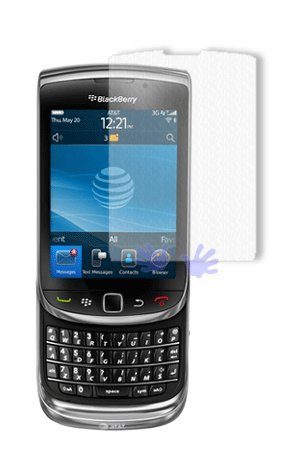 Blackberry Torch 9800 Anti-Fingerprint, Anti-Glare - Matte Finishing Screen Protector
