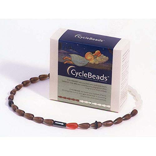 CycleBeads, Helps a Woman Track her Cycle with a Color-Coded String of Beads and Clearly Identify The Days When Pregnancy is Most Likely. by CycleBeads