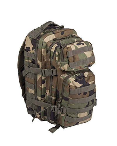 L Mochila De Tec Woodland 20 Us Assault Mil Color gwqwYP7v