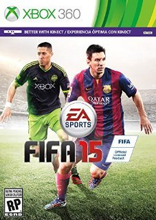 FIFA 15 - Xbox 360 (Best Xbox 360 Games Ever)