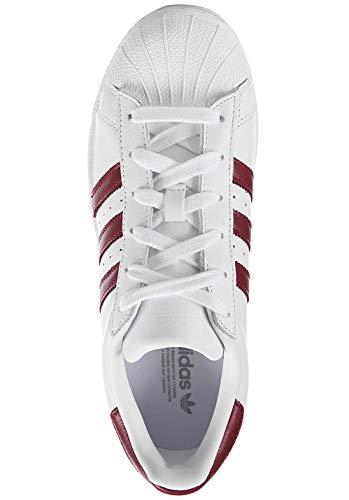 Superstar Blanc Chaussures Femme De W Adidas Fitness 000 blanco 4AZdqUFd