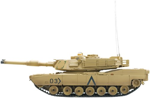 VS Tank A03102992 M1A2 Abrams IR Battle Tank Desert 2.4GHz (1/24 Scale)
