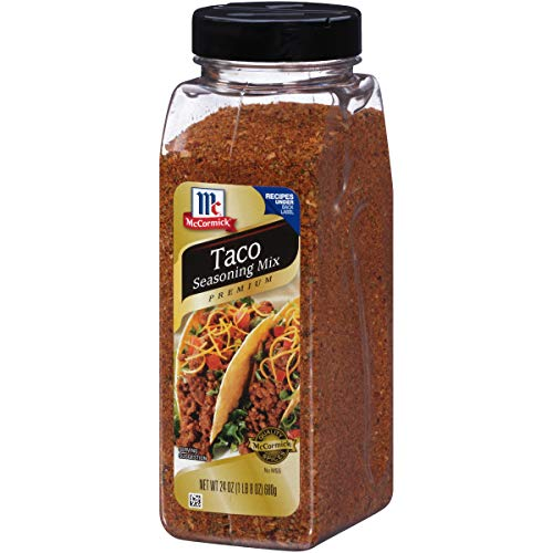 McCormick Premium Taco Seasoning Mix, 24 oz