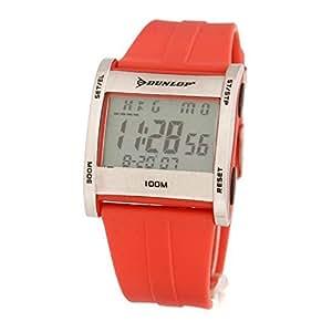 Dunlop - Dunlop digital quartz watch red