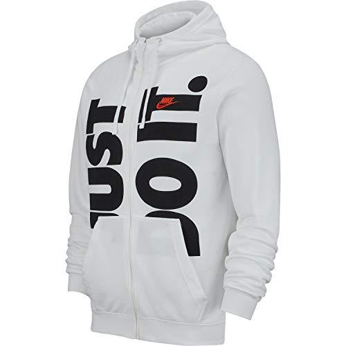 399aebb41 Nike Mens Sportswear Full Zip Club Hooded Sweatshirt 804389-010 ...