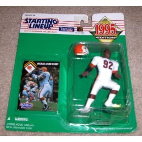 (Starting Lineup 1995 Michael Dean Perry NFL)