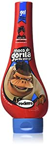 Moco De Gorilla Strong Hold Molding Gel, Red, 11.99 Ounce
