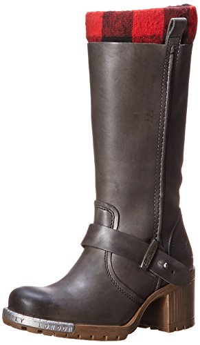 FLY London Womens Lieb Boot Diesel Rug QJhG8V