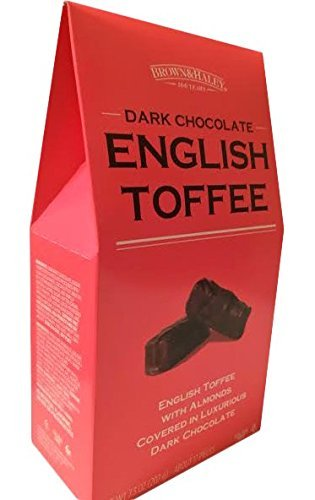 Brown & Haley Dark Chocolate English Toffee, 7.3 Oz. ()