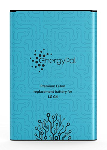 EnergyPal LG G4 Battery, 3000mAh Replacement Li-ion Battery for LG G4