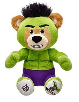 Baby Build A Bear (Build-A-Bear Marvel Mega Minis Hulk Stuffed Plush)