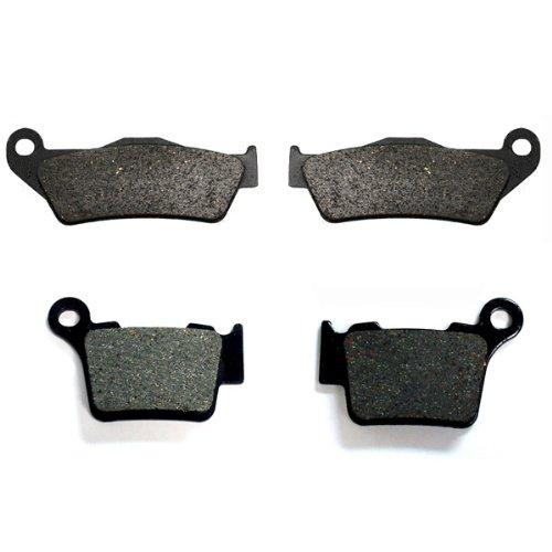 2004-2007 KTM 525 EXC Front & Rear Brake Pads ()