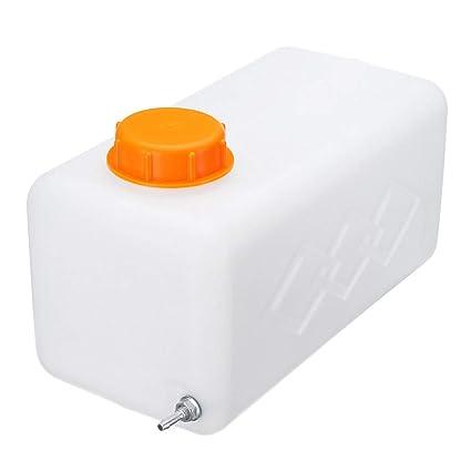 HOTEU - Depósito de combustible portátil de plástico para coche, 5 ...