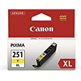 Canon Ink CLI-251 Y XL Individual Ink Tank