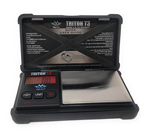 My Weigh Triton T3 660g x 0.1g...
