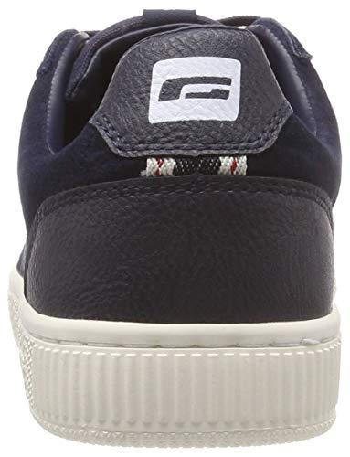 Blazer amp; Navy Jack navy Nubuck Homme Jones Bleu Blazer Sneakers Basses Noos Jfwolly aOqUBx7