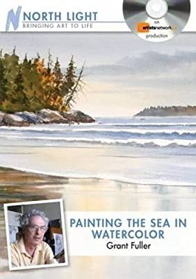 Painting the Sea in Watercolor