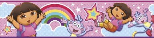 Nickelodeon Dora the Explorer Rainbow Self