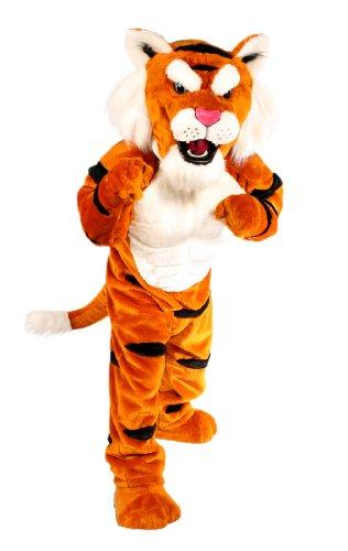 [ALINCO Power Tiger Mascot Costume] (Alinco Costumes)