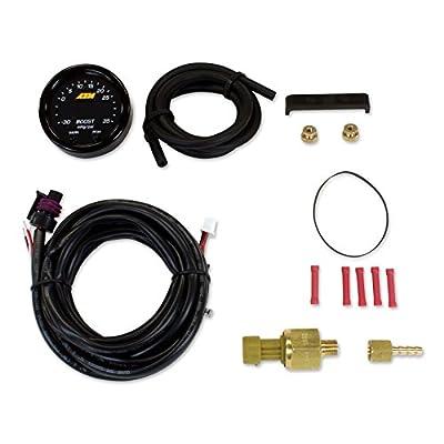 Image of AEM 30-0306 X-Series Boost Pressure Gauge